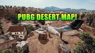 New Desert Map Screenshots! - PlayerUnknown