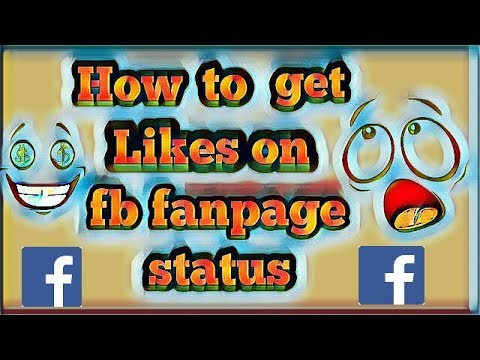 how to get likes on fb fan page post |hindi|