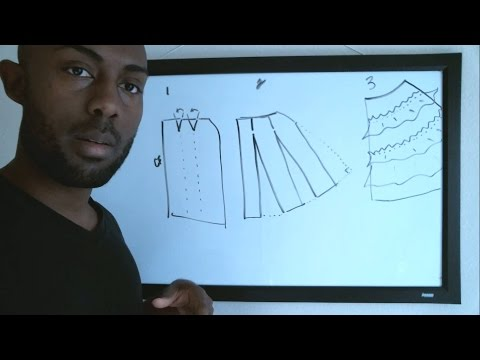 Drafting an Easy Petticoat From Your Basic Skirt
