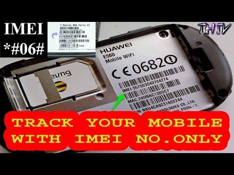 How to find lost mobile with IMEI no Part-1.दुनिया में कभी भी अपना मोबाइल ट्रैक कैसे करे?हिंदी