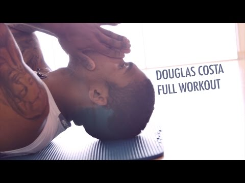Soccer Conditioning Workout - Douglas Costa (Juventus Turin) Full Workout after Team-Training