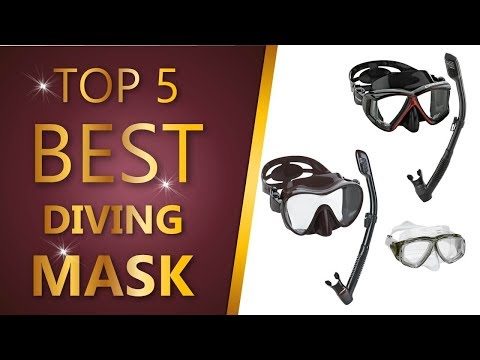 Best Diving Mask 2018