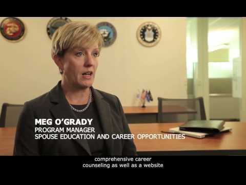 Spouse Education and Career Opportunities (SECO)