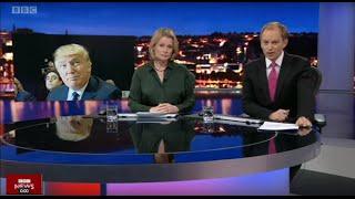 BBC announces Donald Trump Knighthood
