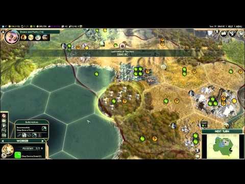 How Do I Civilization V: Episode 2 - Tile Improvement and Special Resources