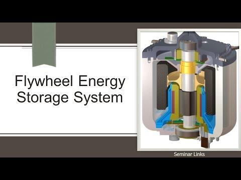 Flywheel Energy Storage System