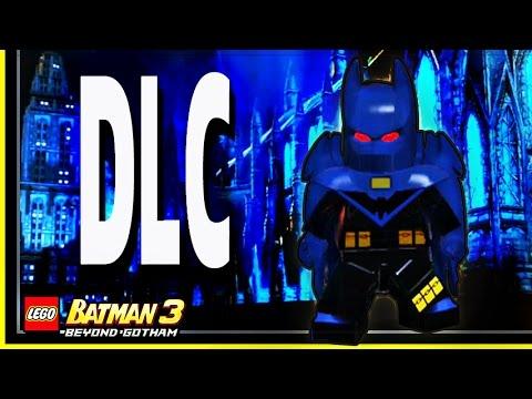 LEGO BATMAN 3 - DLC Batman 75th Anniversary BATMEN!