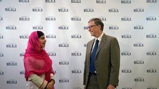 Meeting Malala