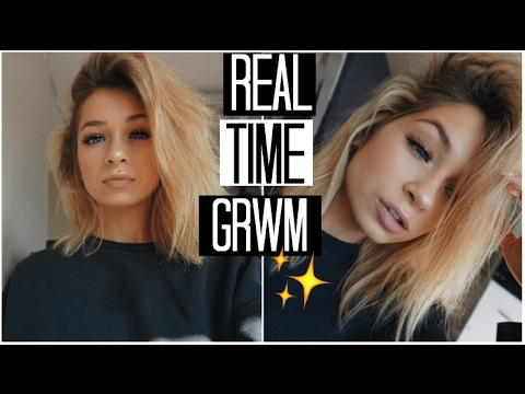 Everyday Warm Smokey Eye | How Long it Really Takes Girls to Get Ready