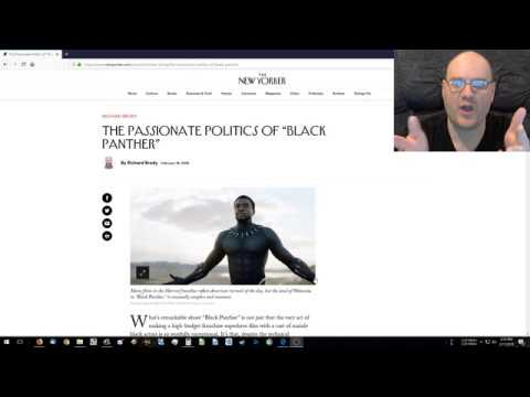 My thoughts on the divisive politics of Black Panther