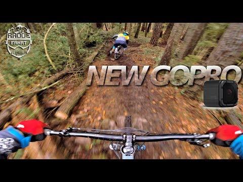 I WON A GOPRO 5 SESSION - first enduro rides -subtitled-