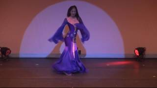 Runa 17age Iraqi @ SHURU Recital2016 رقص عراقي رونا رقص خطير عراقي رونا