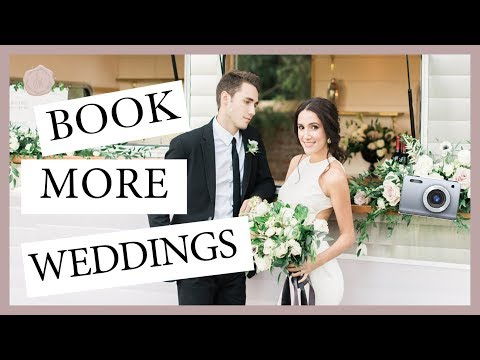 Book more weddings this engagement season with these 10 tips | LIVE WEBINAR
