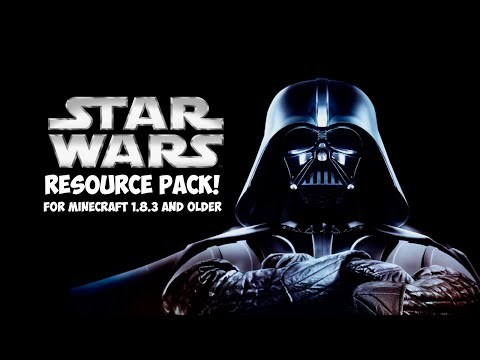 StarWars Resource Pack for Minecraft 1.8.3 and older | MasterPacks
