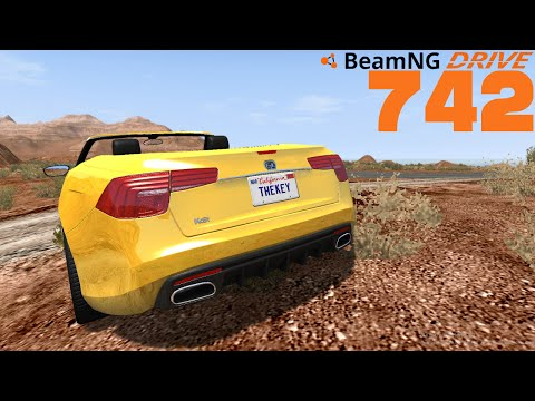 BEAMNG DRIVE #742 I California Dreaming I Let's Play BeamNG Drive mit GCG [Alpha] [HD]