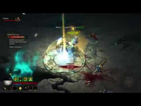 Diablo III: Reaper of Souls – Ultimate Evil PS4, Rift Trial W/ Crusader