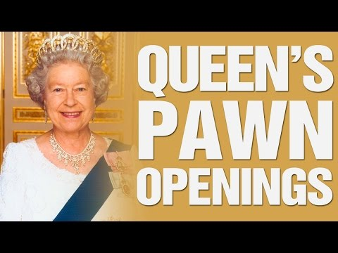 Ultimate Queen's Pawn Openings! - GM Jan Gustafsson