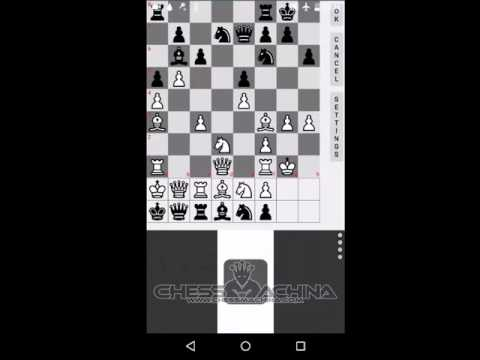 Studying chess books on Android