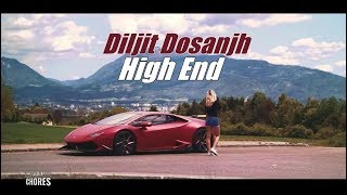 Diljit Dosanjh [Bass Boosted] High END Vs END Cars