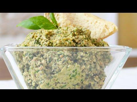 Easy Vegan Squash Pesto Recipe