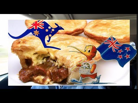 Meat Pies - Australian or New Zealand pies better?