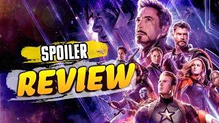 Download Avengers: Endgame Breakdown | Full Spoiler Review! Video
