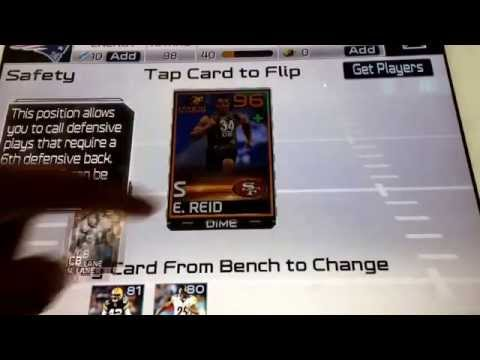 New elite card (Troy Polamalu safeties collections)