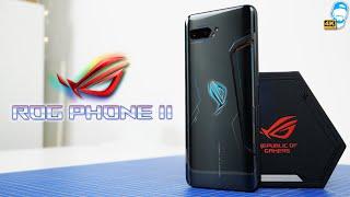 📱 Nejvýkonnější smartphone na světě! Herní ASUS ROG Phone II | WRTECH [4K]