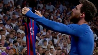 Messi LAST MINUTE GOAL AGAINST REAL MADRID 2-3 BARCELONA (HD)