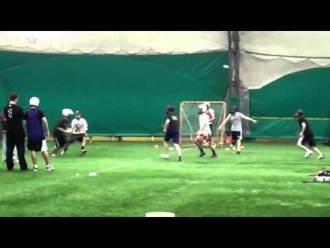 Soccer Ball Teamwork Drill