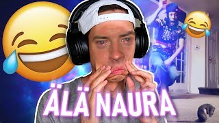 TRY NOT TO LAUGH (100% hauska edition)
