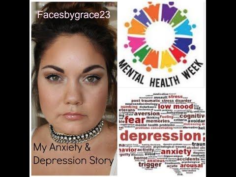 Anxiety & Depression- My Story | Facesbygrace23