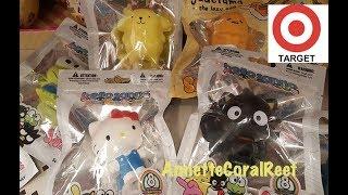 Hello Sanrio SquishME Squishies Collect All 8