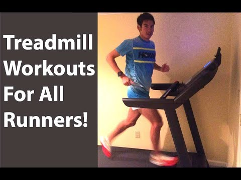 TREADMILL WORKOUTS FOR ALL RUNNERS | Sage Running Tips
