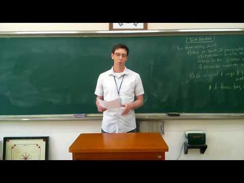 Sample Persuasive Speech: School Uniforms are Bad