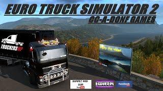 🚛Euro Truck Simulator 2🚚🔴#Live #Multi #Fr #Promods 2.45 route de la mort ça va piquer ou pas😂😂