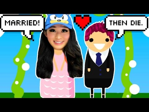 GET MARRIED AND THEN YOU DIE. | LIFE: THE GAME