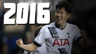 Son Heung-Min - Tottenham Hotspur -  Goals & Skills 2015/16 HD