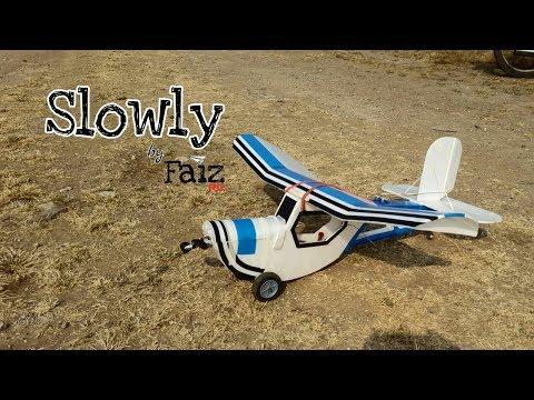 Slowly RC Plane