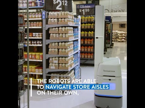 Robots in Retail