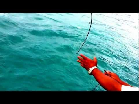 Fishing Christmas Island style