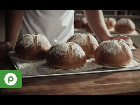 Scratch-Made Breads & Rolls from Publix Bakery