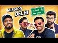 MISSION DELHI Ft Flying Beast Mensutra and Amit Bhadana