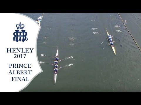 Prince Albert Final - Imperial v Newcastle | Henley 2017