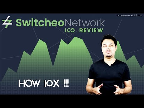 Switcheo Network ICO Review - How wil it do 10X on current ICO price