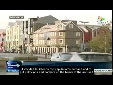 Iceland forgives mortgage debt