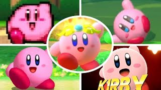 Evolution of Kirby Victory Dances (1992-2018)