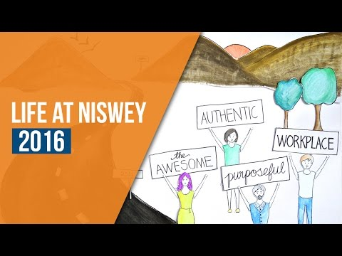 Life at Niswey 2016: Awesome, Authentic, Purposeful