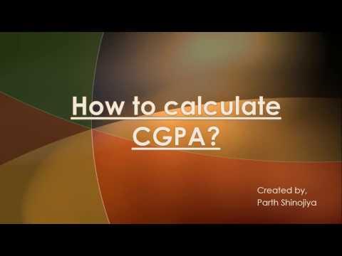How to calculate CGPA || how to calculate cgpa in engineering/10th/cbse