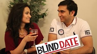 Desi Boy on Blind Date - | Lalit Shokeen Comedy |